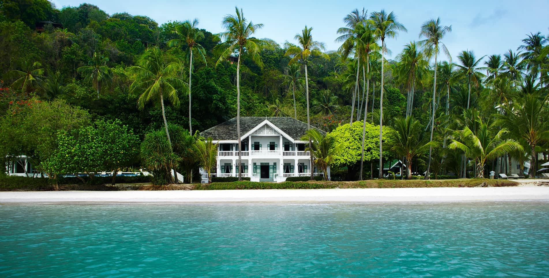 Cape Panwa Hotel Phuket Thailand